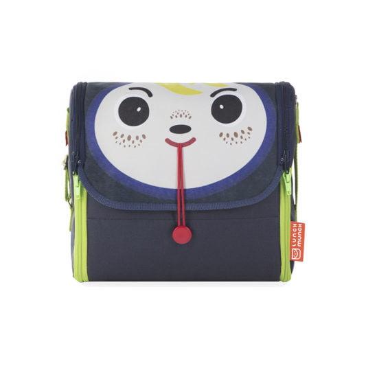 Granatowa torba na lunch dla dzieci Archie