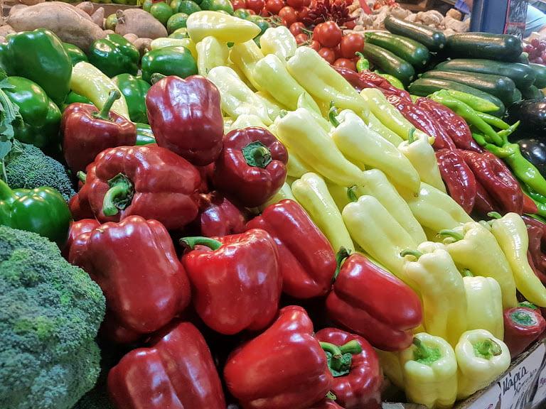 Grillowane warzywa - najlepsze warzywa na grilla