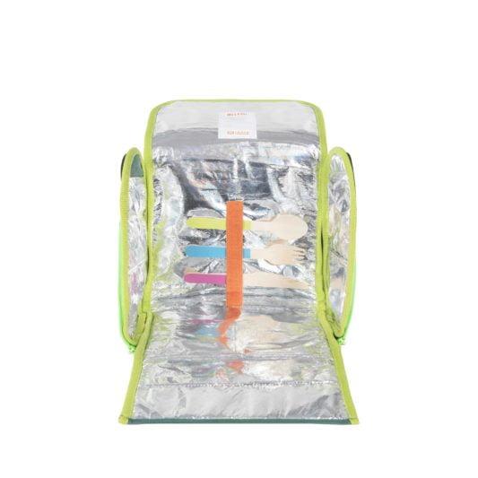 zestaw lunch box wendy z torba termiczna
