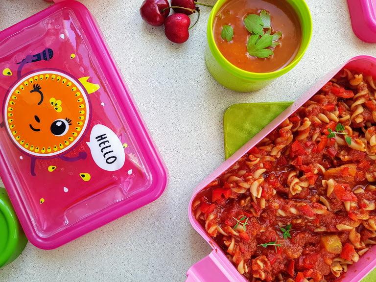 Obiad dla dzieci do szkoły - zupa dla dziecka