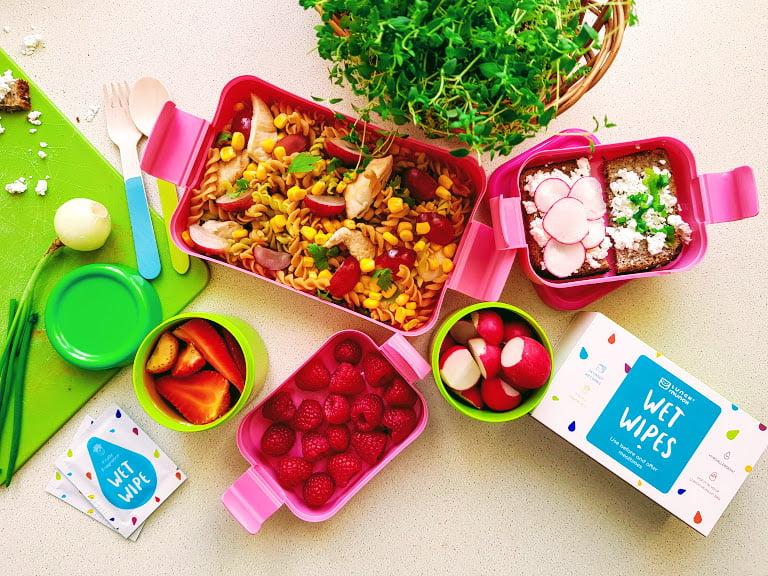 Najlepszy lunchbox do szkoły - dodatki i akcesoria lunchowe