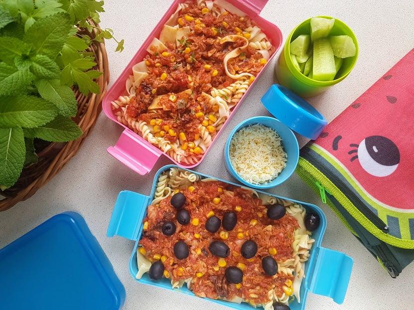 Obiad dla dzieci do szkoły