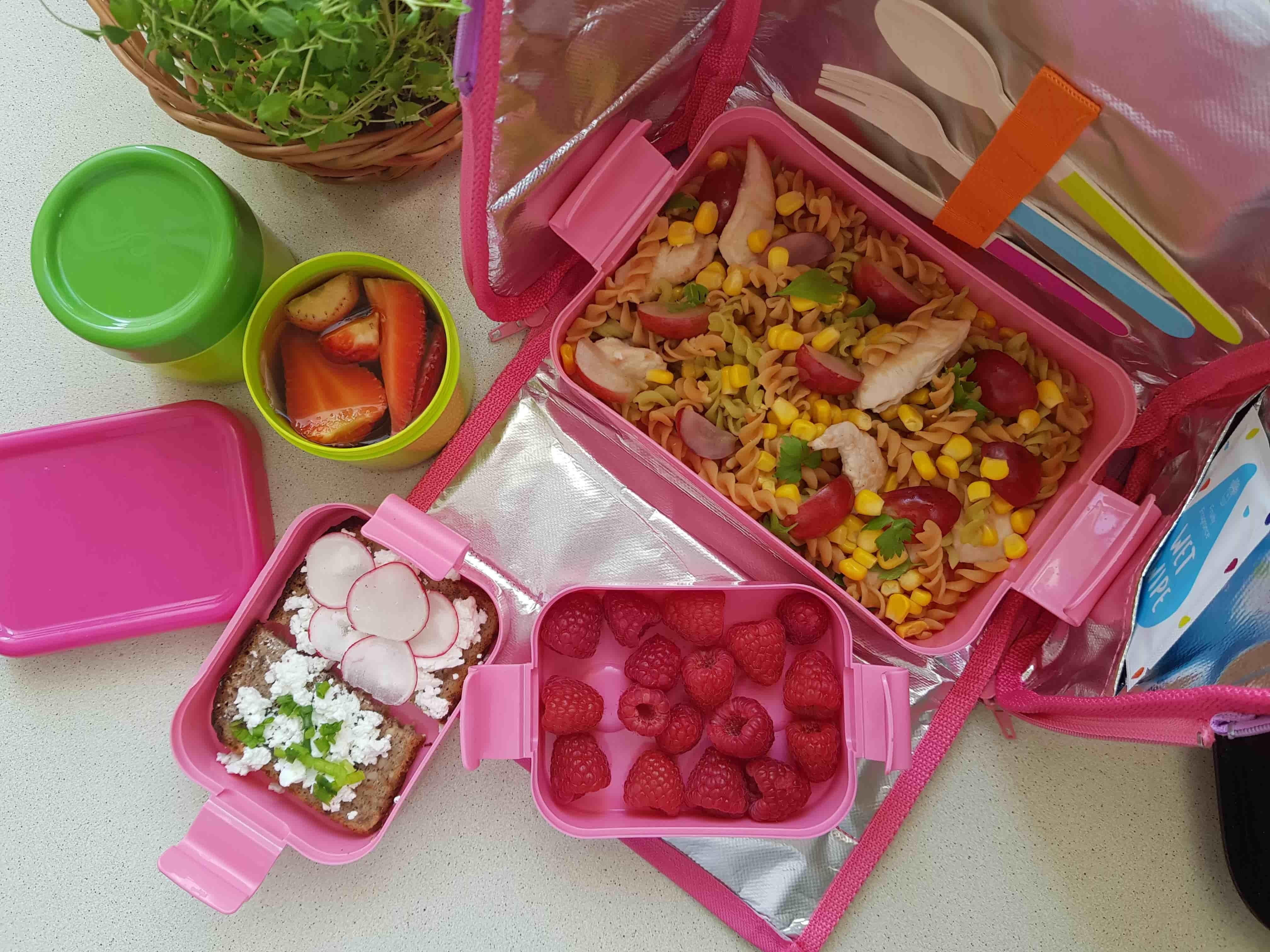 Najlepsza torba termiczna na lunch dla dziecka - czym się kierować