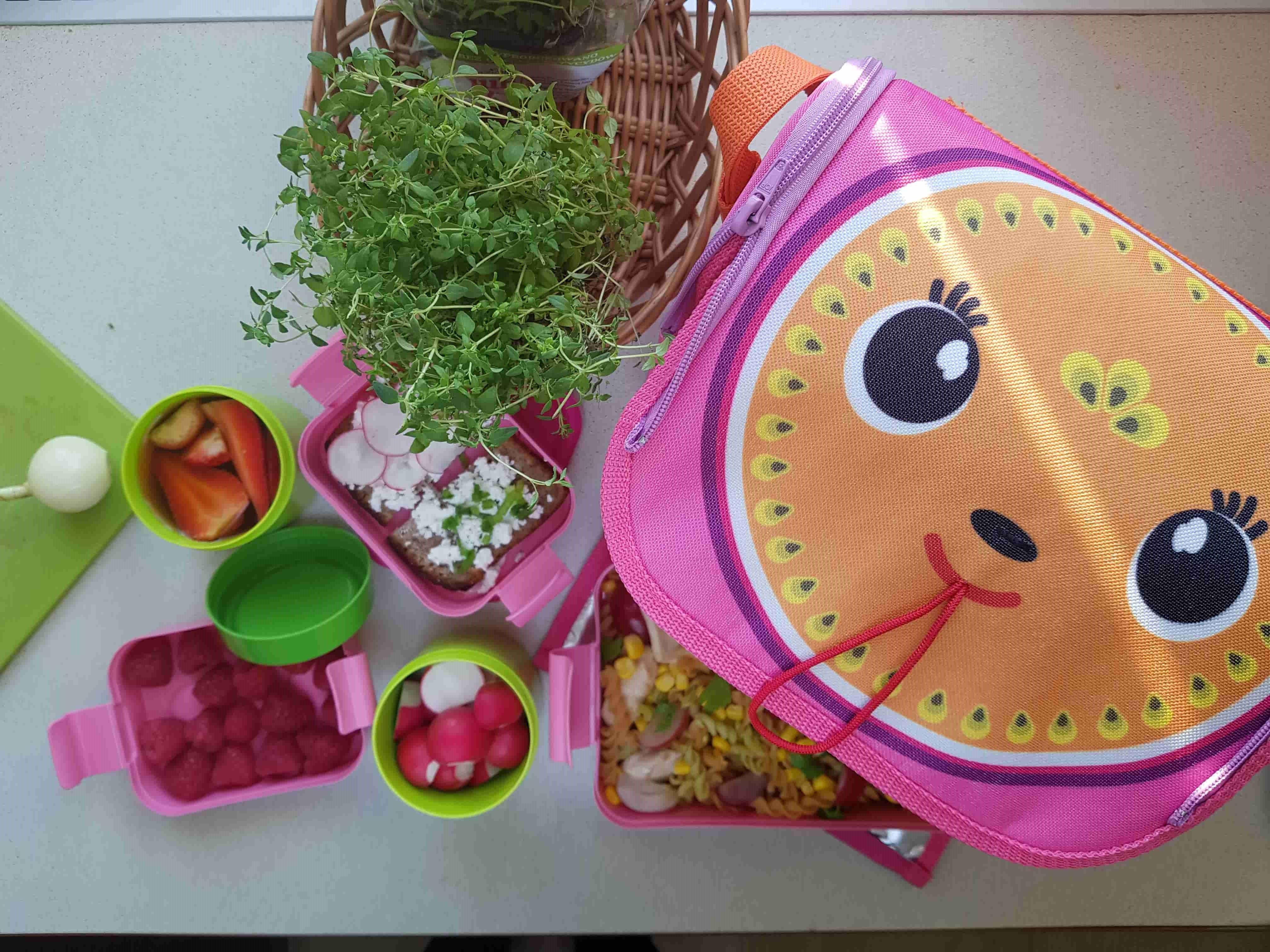 Torba termiczna na lunch dla dziecka ∼ jak wybrać? LUNCH