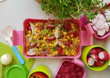 Torba na lunch dla dziecka – TOP 5 co sprawdzonych posiłków dla dziecka 5 posiłków