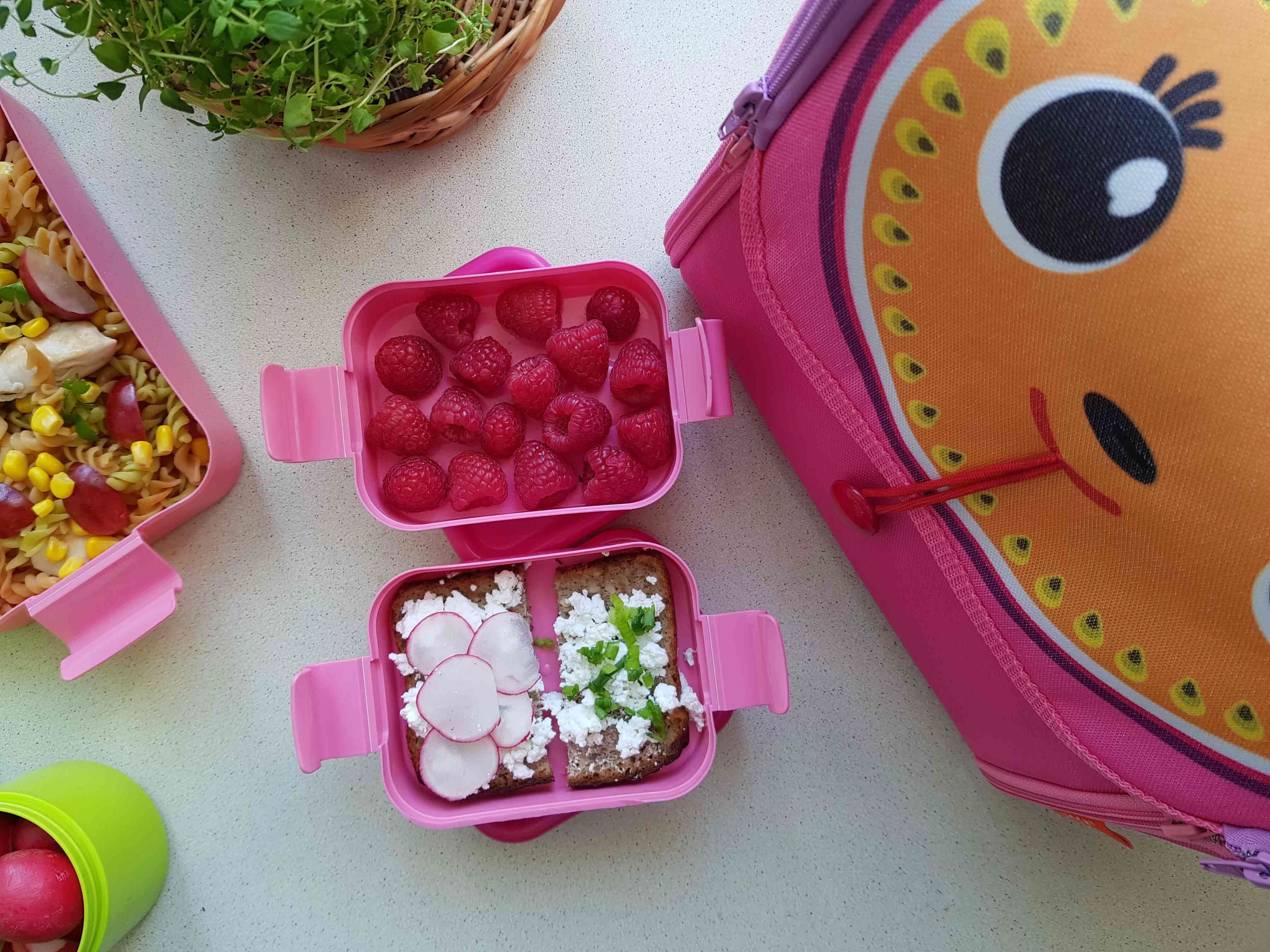 lunchbox dla dziecka sprawdzone przepisy