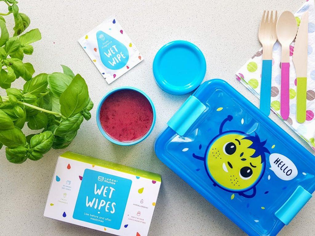 zestaw na lunch dla dzieci lunch munch