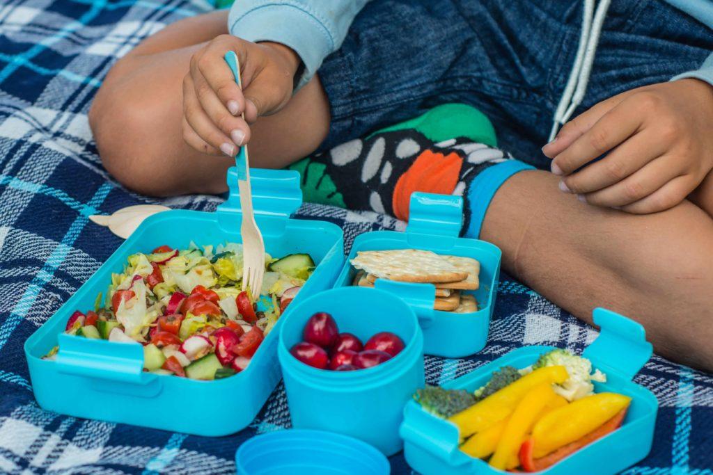 zestaw na lunch dla dzieci od lunch munch-min