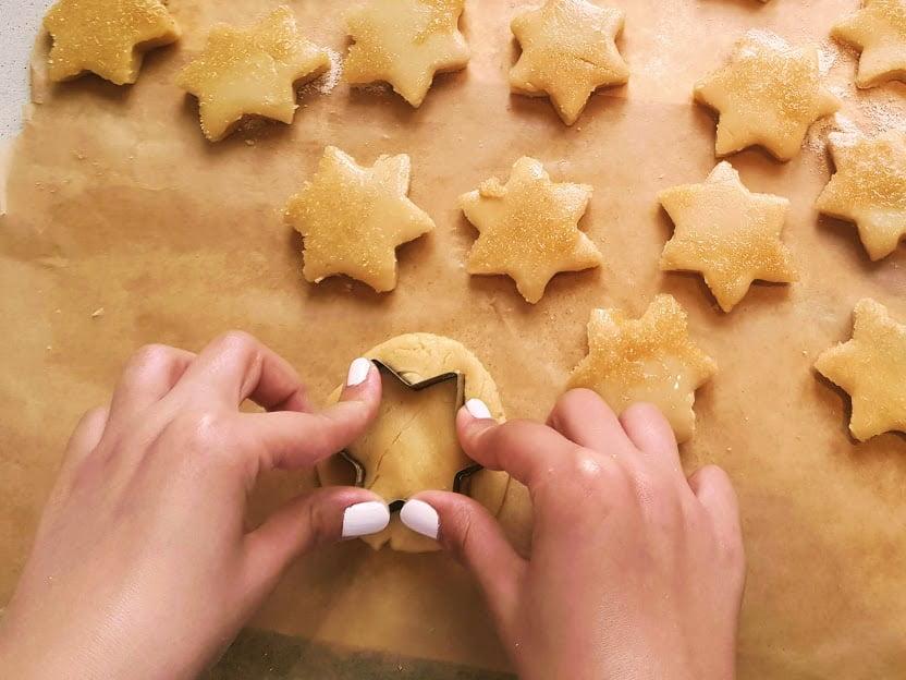 Gotowanie z dzieckiem - kruche ciasteczka