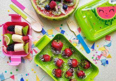 Zdrowe słodycze dla dzieci - 3 przysmaki z okazji Dnia Dziecka