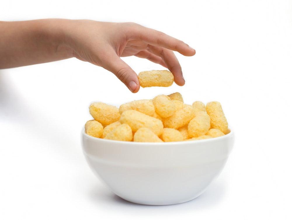 zolte jedzenie jem challenge
