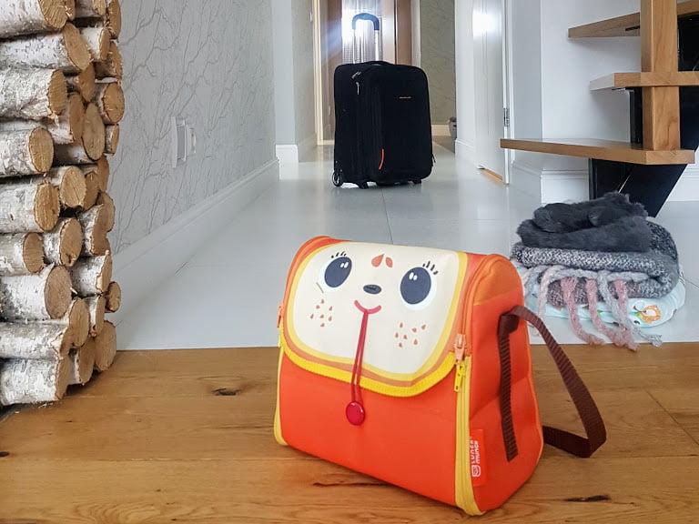 Aktywne wakacje z dzieckiem - torba na lunch