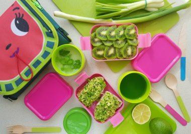 Zielone jedzenie
