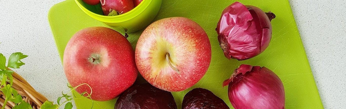 Jabłka jak myć