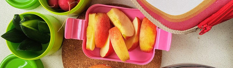 Jabłka jak myć wosk
