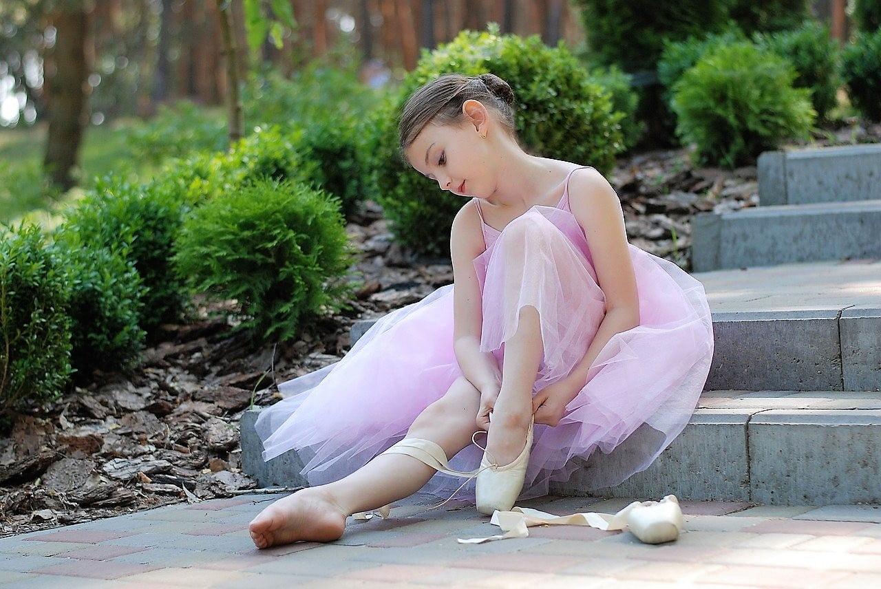 taniec dla dzieci co daje