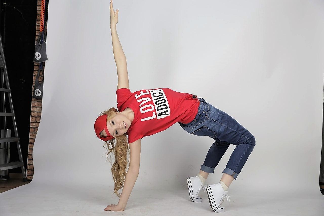 taniec dla dzieci co daje film
