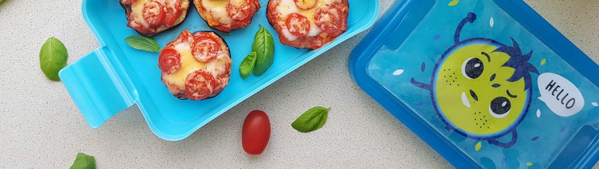 mini pizzerinki dla dzieci