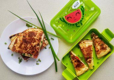 Tortille dla dzieci do szkoły