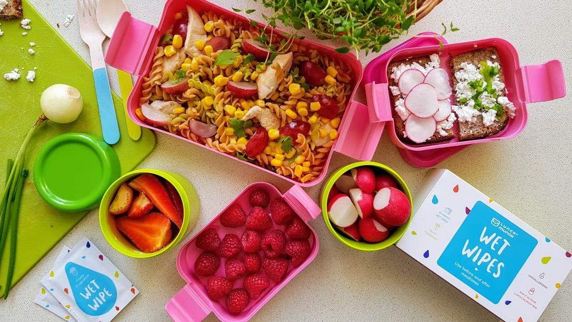 kuskus z warzywami dla dziecka jak podawac