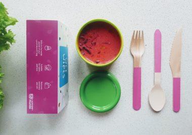 zupa buraczkowa dla dzieci