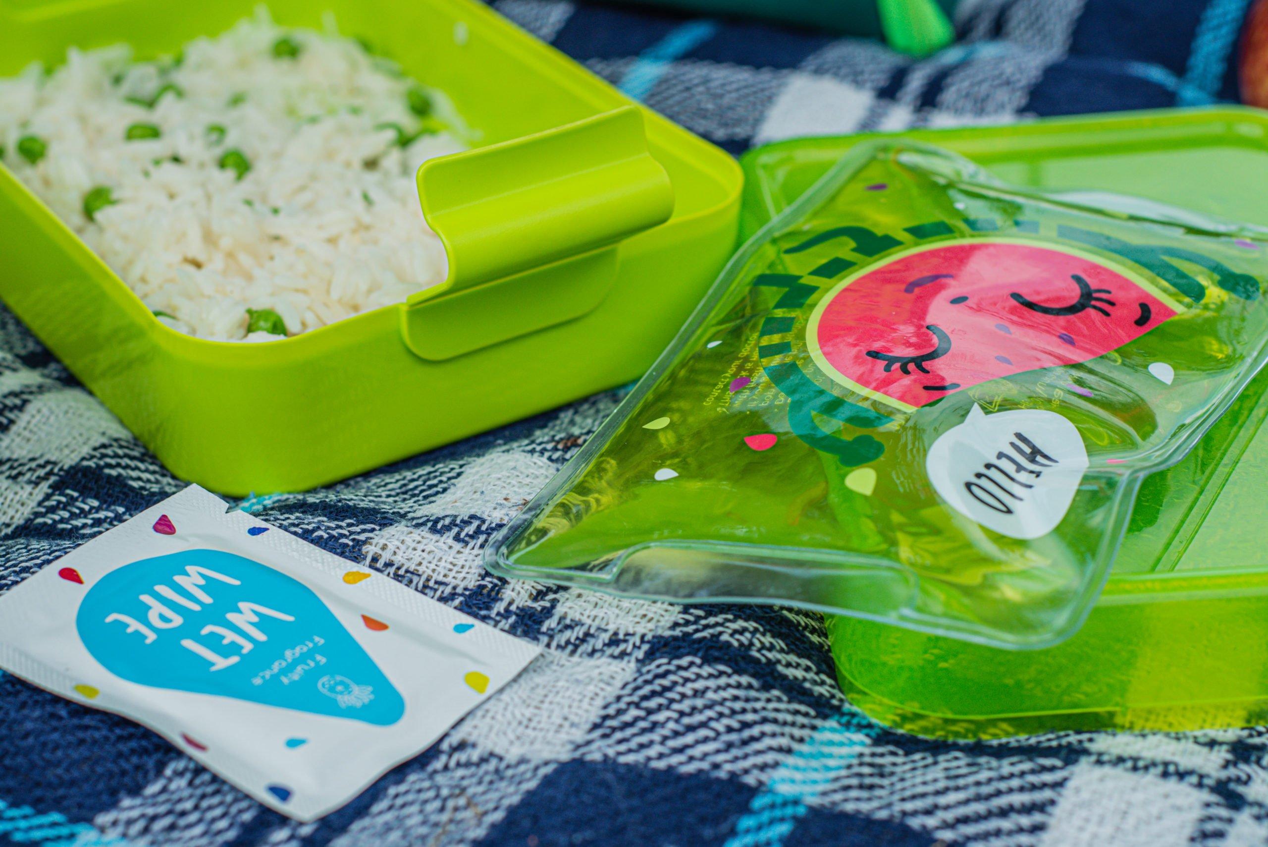 Śniadaniówka dla dziewczynki lunch munch
