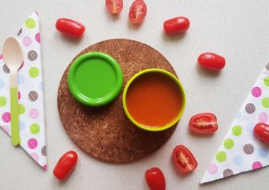 Zupa pomidorowa dla dzieci