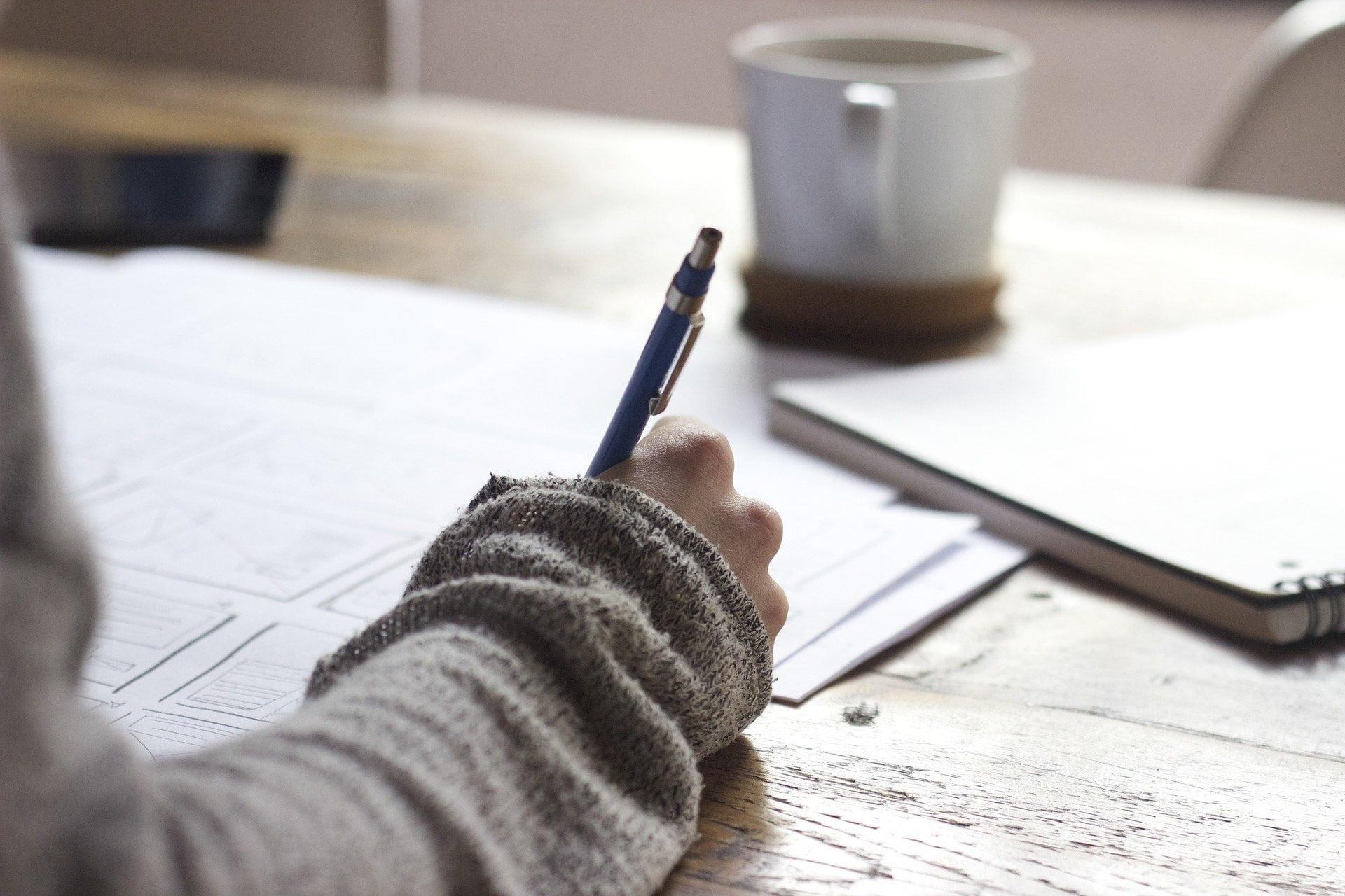 jak napisac postanowienia noworoczne sposoby
