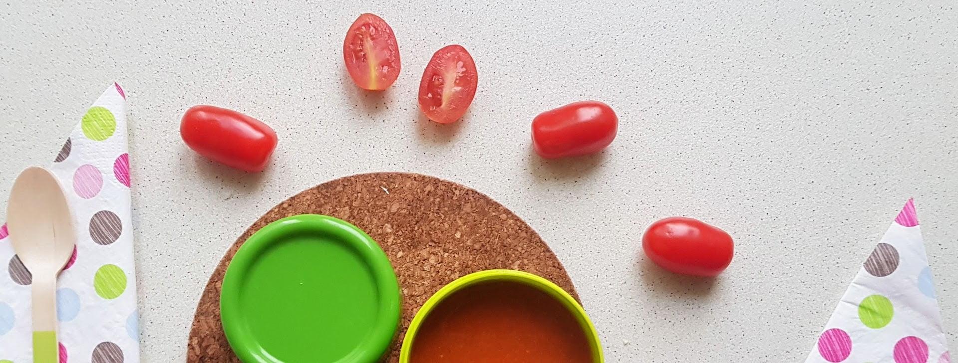 zupa pomidorowa dla dzieci przepis