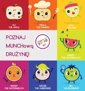 talenty u dzieci rozwijaj z MUNCHowa Druzyna