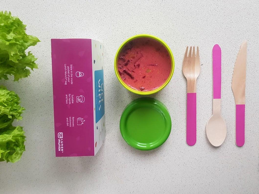 co zrobic z buraka - zupa buraczkowa dla dzieci