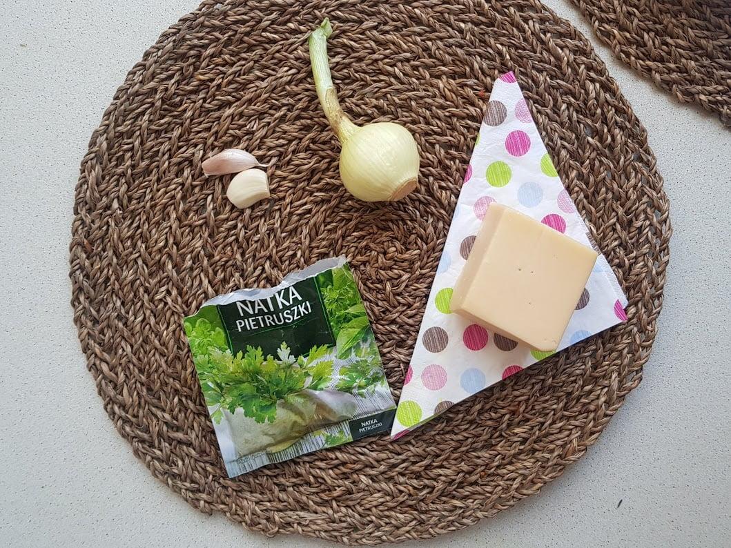 makaron z serem dla dzieci