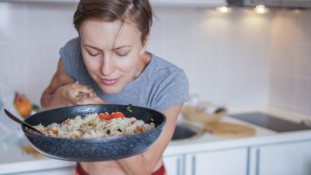 smazony ryz z warzywami jak zrobic