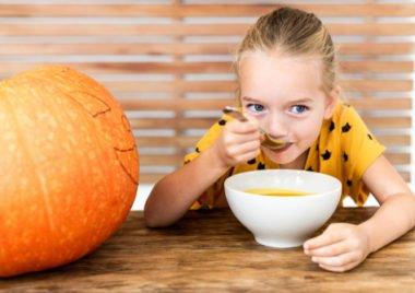 zupa krem z dyni przepis