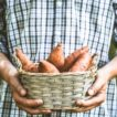 Kulki ziemniaczane z sezamem