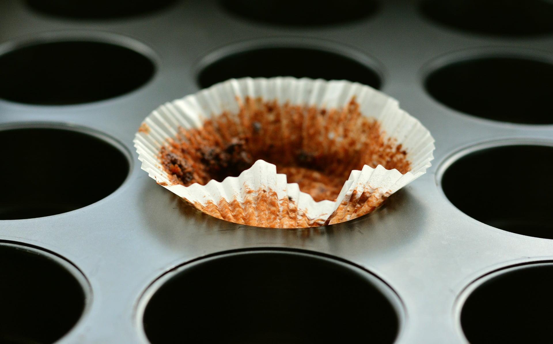 muffiny piernikowe przepis