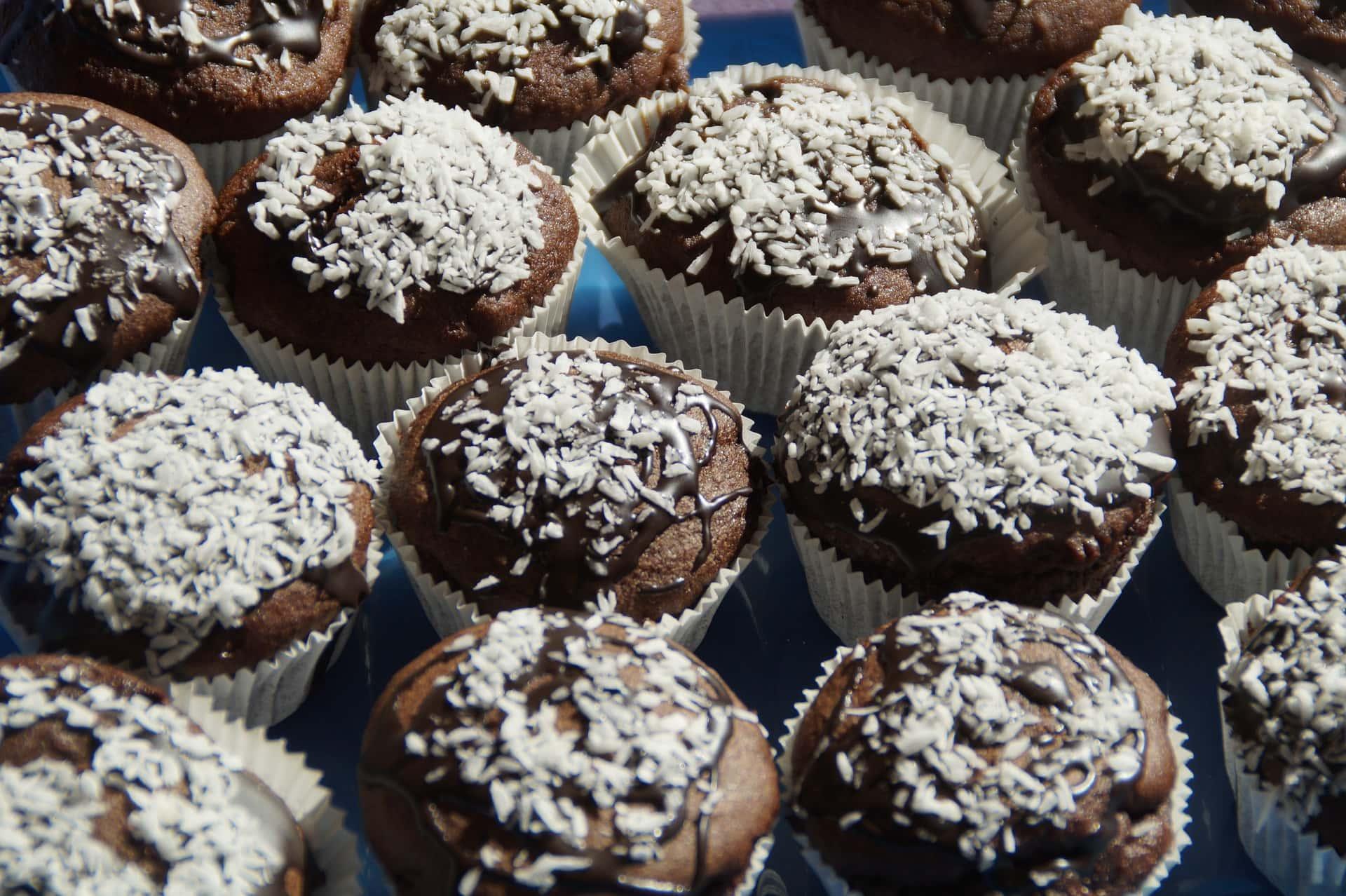 muffiny piernikowe swiateczne jak zrobic