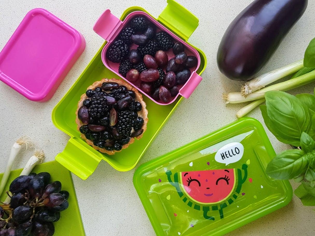 sezonowe warzywa i owoce latem