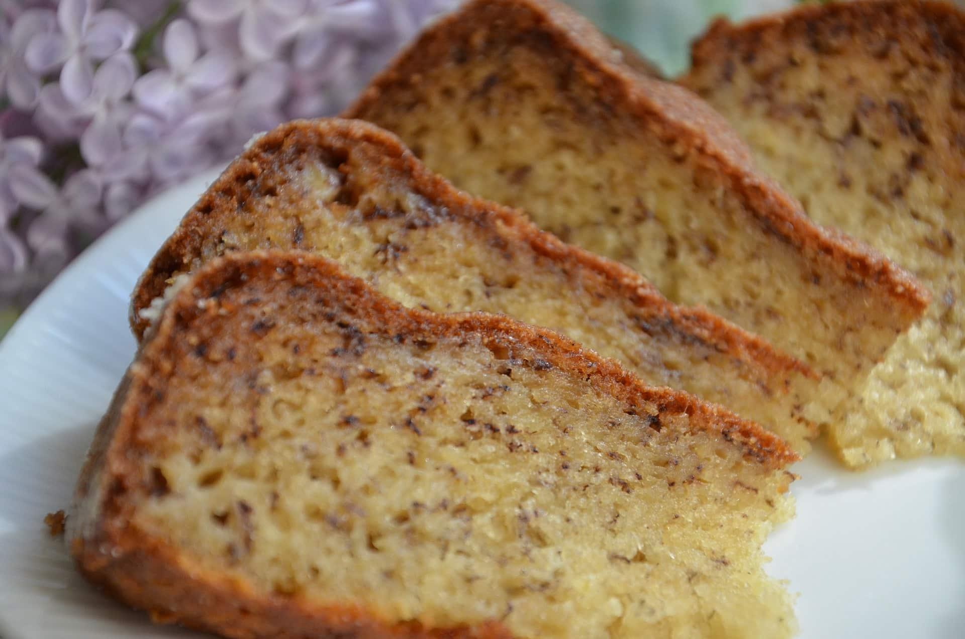 szybkie ciasto bananowe przepis