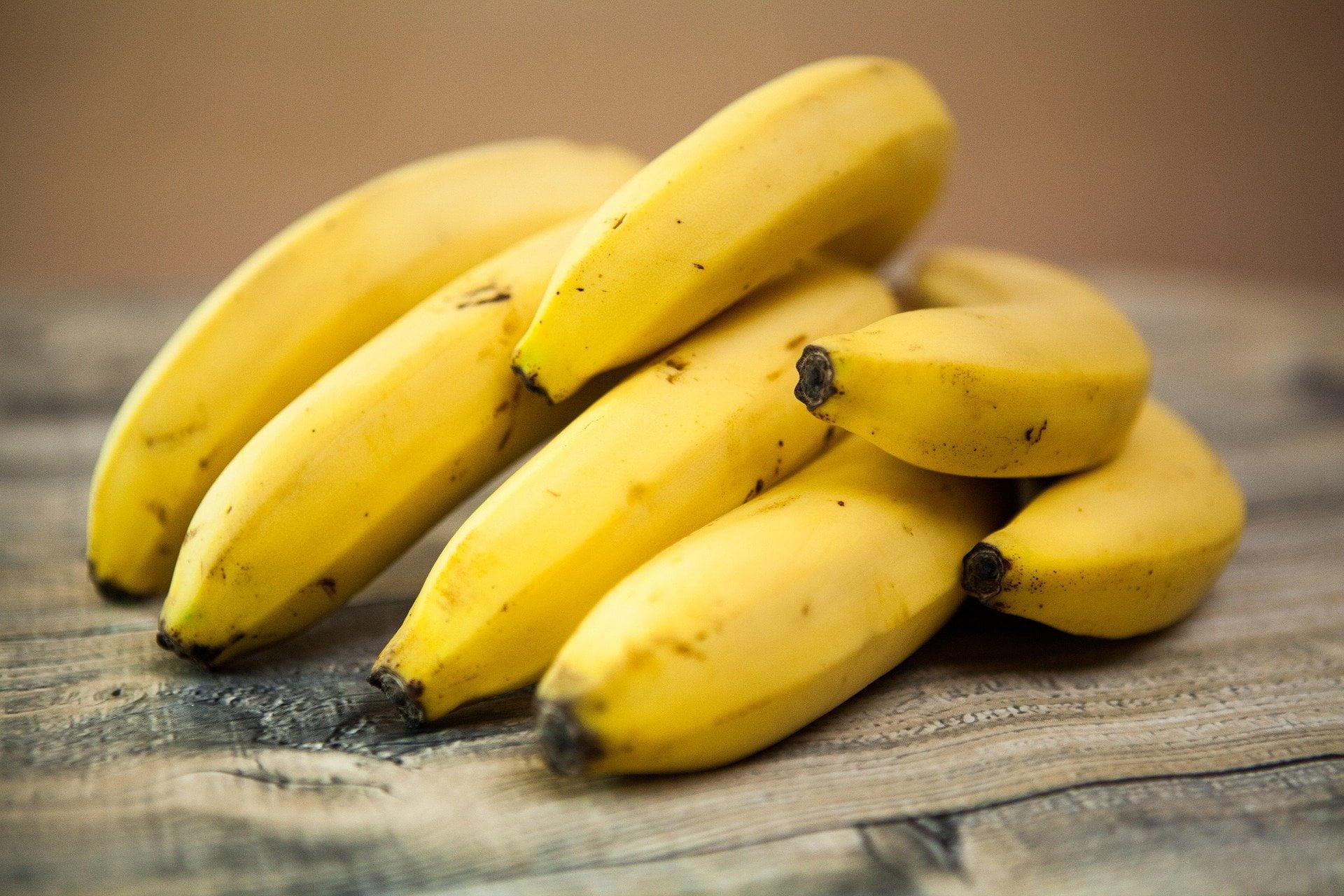 szybkie ciasto bananowe skladniki
