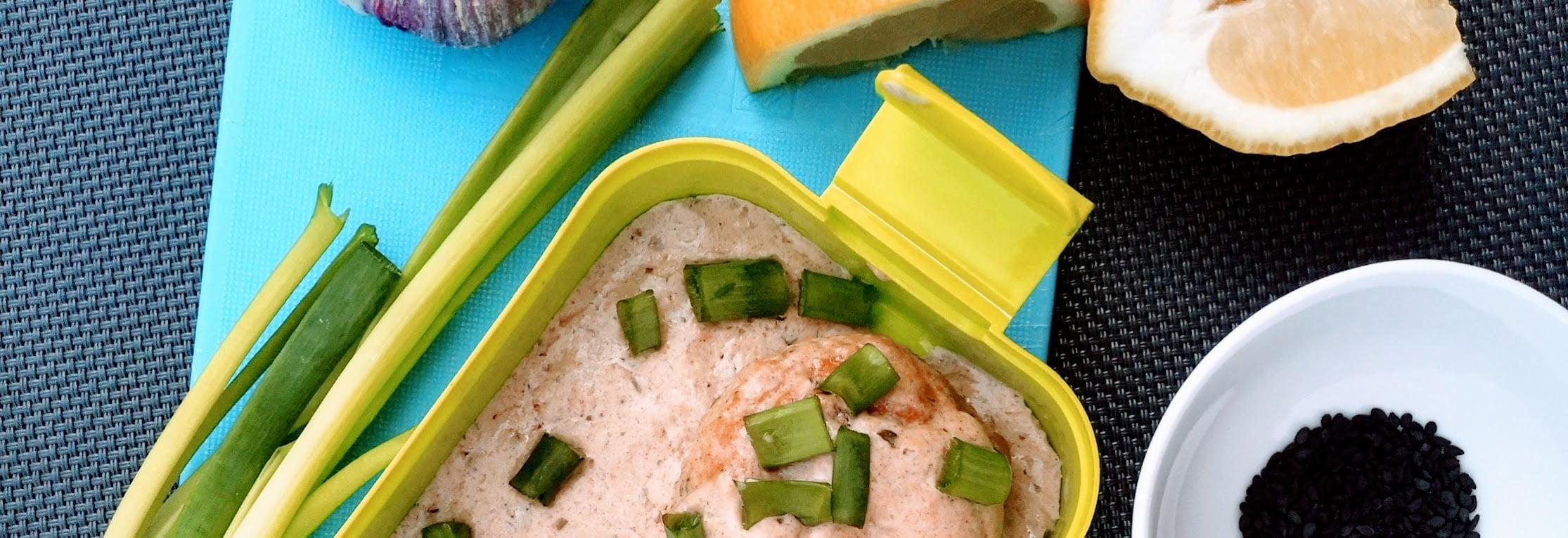 pulpeciki z indyka w sosie dla dzieci