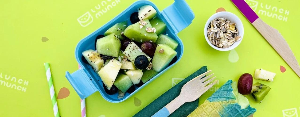 salatka owocowa dla dzieci latwa