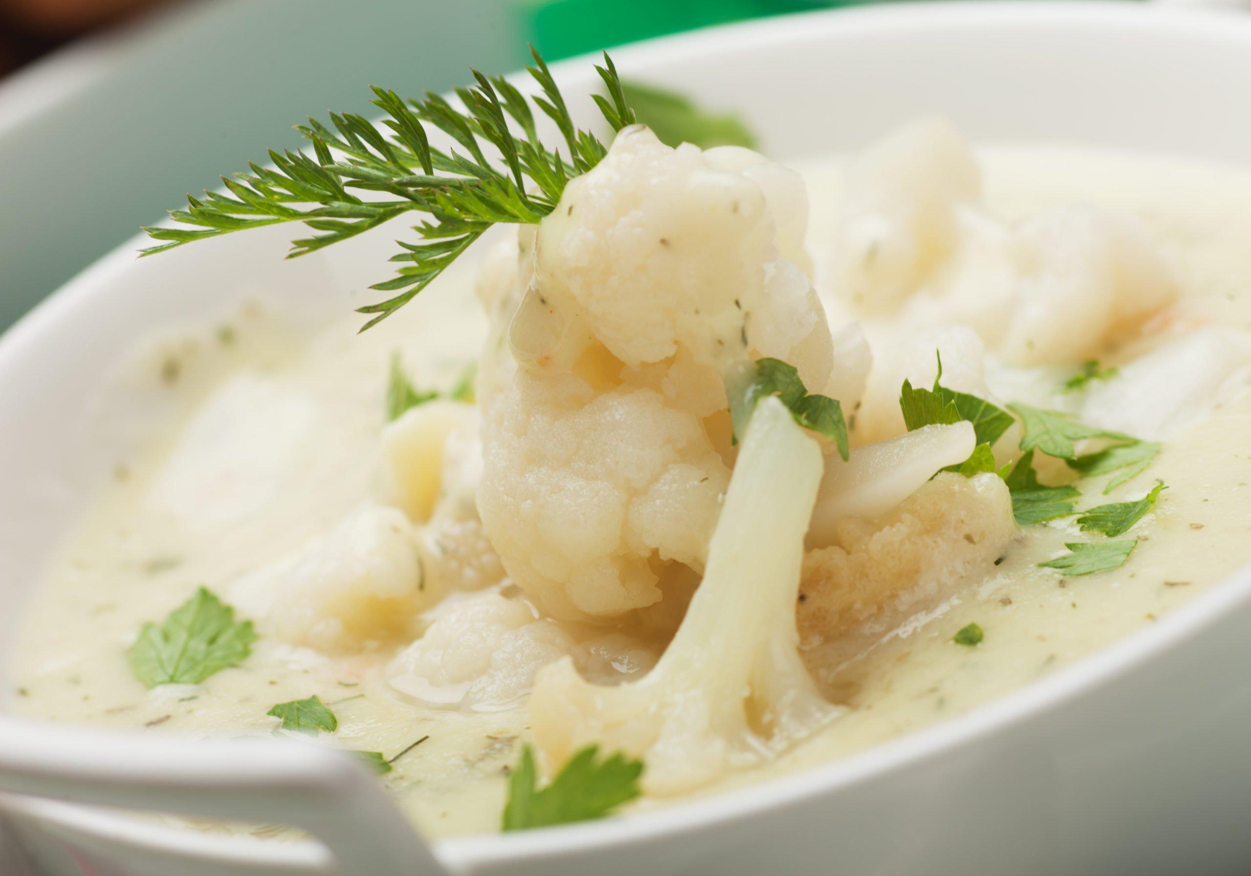 zupa kalafiorowa jak zrobic