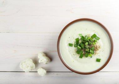 zupa kalafiorowa przepis od lunch munch taty