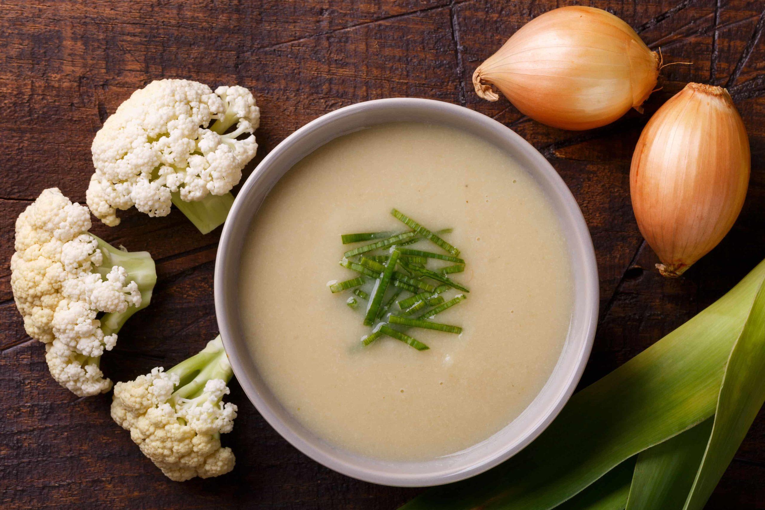 zupa kalafiorowa skladniki