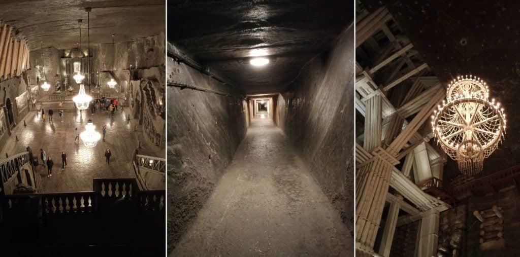 kaplica św. Kingi i inne urokliwe miejsca znalezione podczas wycieczki - Kopalnia Soli w Wieliczce z dzieckiem