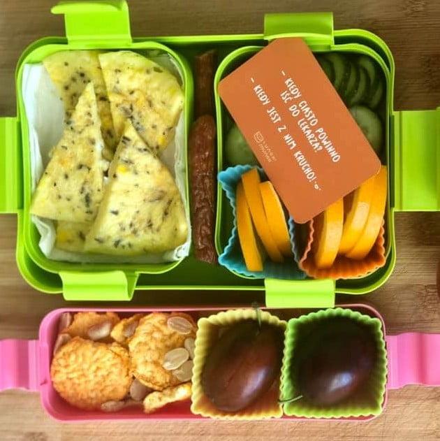 omlet dla dziecka na sniadanie dobry przepis